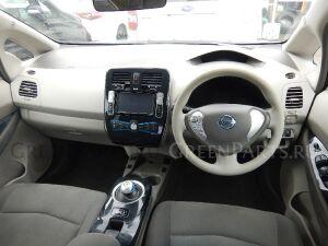 Блок управления airbag на Nissan Leaf ZEO EM61