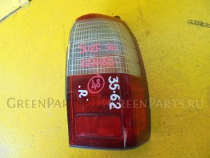 Стоп на Toyota Hilux Surf KZN185 3562