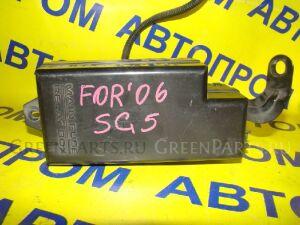 Блок предохранителей на Subaru Forester SG5 EJ20