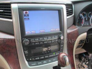 Магнитофон на Toyota ALPHARD VELLFIRE GGH20W, GGH25W, ANH20W, ANH25W 2GR-FE TA3966