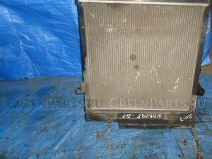 Радиатор основной на Isuzu ELF NHR69E 4JG2