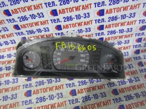Панель приборов на Nissan Sunny FB15 QG15-DE 406605