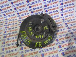 Тормозной диск на Nissan Sunny FB15 QG15-DE 124094