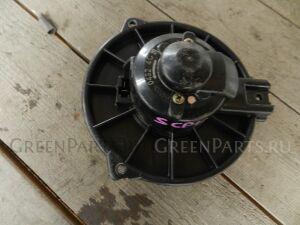 Мотор печки на Toyota Vitz SCP10 1SZFE