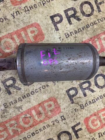 Глушитель на Honda Fit GP5 LEB