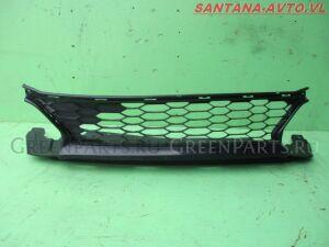 Решетка бамперная на Honda Fit GK3 L13B