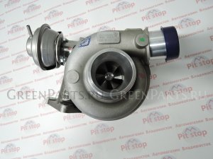 Турбина на Nissan Terrano R50 ZD30 14411-2W203