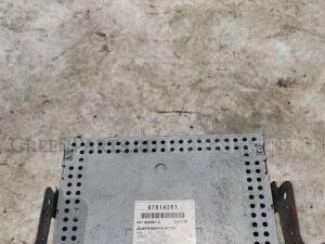 Магнитофон на Mitsubishi Lancer X CY3A 4B10 8701A261