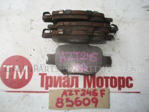 Тормозные колодки на Toyota Caldina AZT246 1AZFSE