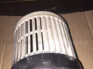 Мотор печки на Nissan March K13