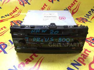 Магнитофон на Toyota Prius NHW20 86120-47180