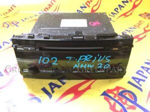 Магнитофон на Toyota Prius NHW20 86120-47130