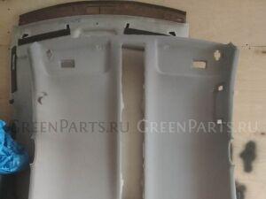 Обшивка потолка на Toyota Mark X GRX125 4GRFSE