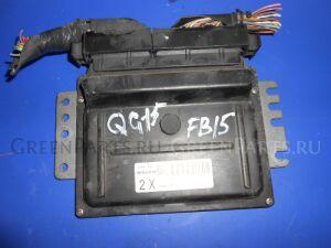 Блок управления двигателем на Nissan Sunny FB15 QG15DE