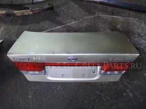 Крышка багажника на Nissan Sunny FB15 I MODEL