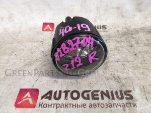 Туманка на Nissan Cube Z12 02B2704, A044633