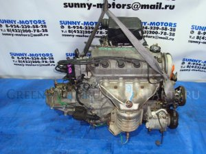 Двигатель на Honda Domani MB3, MB4, MB5 D15B trambler