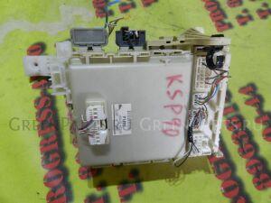 Блок предохранителей на Toyota Vitz KSP90 1KRFE 82730-52360
