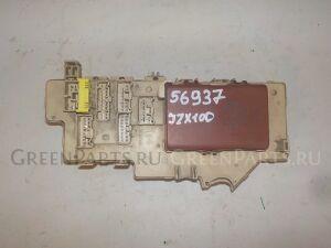 Блок предохранителей на Toyota MARKII JZX100 1JZ 89221-22100