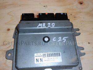 Блок efi на Nissan Serena C25 MR20DE 012143A