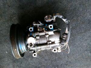 Компрессор кондиционера на Toyota Corsa EL51 4EFE