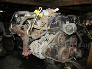 Двигатель на Mitsubishi Space Wagon 4D68 TN0221
