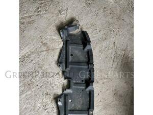 Защита бампера на Toyota Corolla Fielder NZE124 1NZ