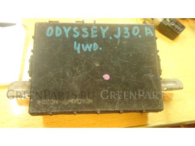 Электронный блок на Honda Odyssey J30A STANLEY D0107