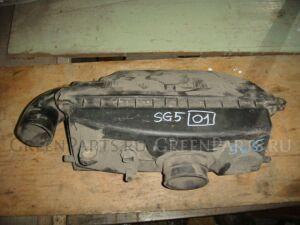 Корпус воздушного фильтра на Subaru Forester SG5 EJ20