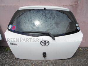 Дверь задняя на Toyota Vitz SCP90