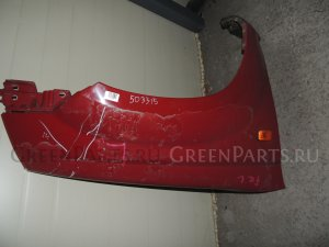 Крыло на Nissan X-Trail NT30