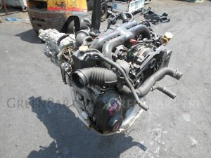 Двигатель на Subaru Legacy BP5 EJ20X EJ20XDKAJE