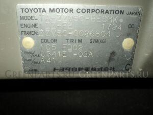 Кпп автоматическая на Toyota Vista ZZV50 1ZZ U341E-03A