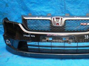 Бампер на Honda Stream RN6 R18A 3726
