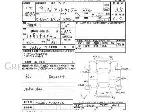Двигатель на Mitsubishi Outlander CW6W 6B31