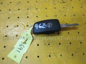 Ключ зажигания на Nissan X-Trail NT32 MR20-DD