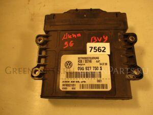 Блок управления АКПП на Volkswagen Passat B6, 3C2, 3C5 BVY 09G927750S