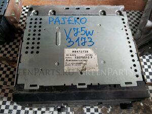 Магнитофон на Mitsubishi Pajero V73, V75, V77 MR472728