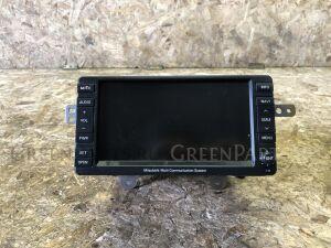 Магнитофон на Mitsubishi Pajero V83W, V85W, V86W, V87W, V88V, V88W, V93W, V95W, V9 6G72 6G74 4M41 78
