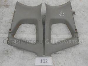 Обшивка багажника на Honda Fit GD1 L13A