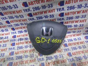 Подушка безопастности на руль на Honda Fit GD1 L13A 1700585