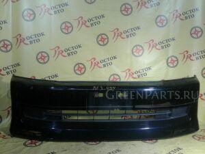 Бампер на Honda Stepwgn RF3