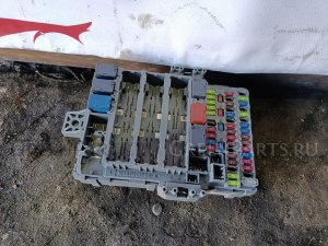 Блок предохранителей на Honda CR-V RM1, RM4 K24A