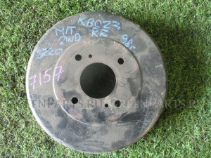 Тормозной барабан на Nissan Serena KBC23 SR20DE