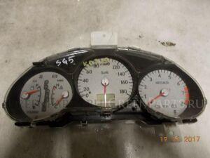 Панель приборов на Subaru Forester SG5 EJ205DXUBE