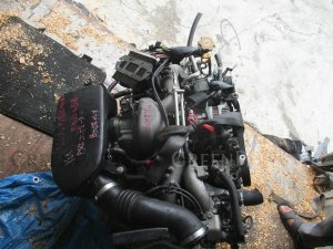 Двигатель на Subaru Impreza GH7 EJ203