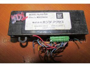 Электронный блок на Honda MDX YD1 J35A 08E92-S3V-AM0-02 RS-03R