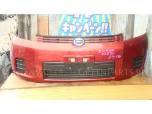 Бампер на Toyota Corolla Rumion NZE151