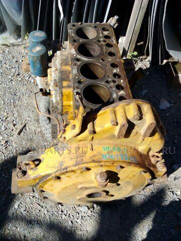 Блок цилиндров s4d105-2 KOMATSU