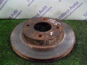 Тормозной диск на Nissan Sunny FB15 QG15DE 402064M402
